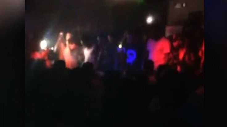 Arkansas club shooting video newday_00000000