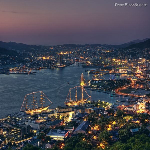 Nagasaki - A beautiful city which should be visited by everyone!  <3