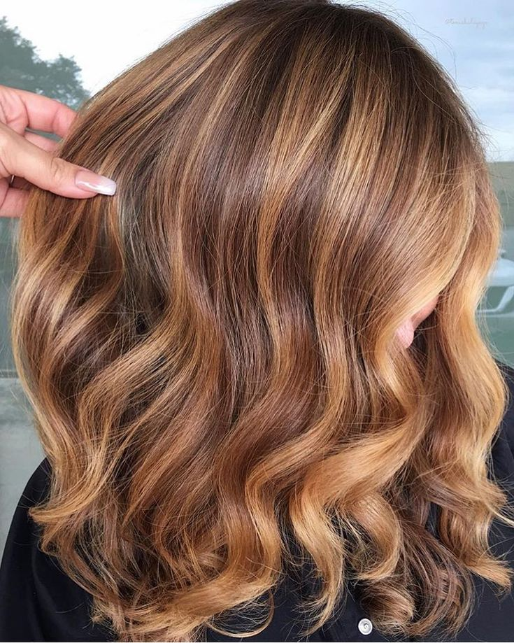 Maple Bacon 🍁🥓🤤 By @texasbalayage
