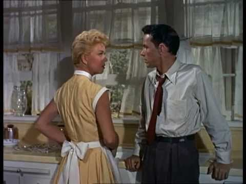 """You, My Love - Frank Sinatra and Doris Day (from the 1954 movie """"Young at Heart"""") - YouTube"""