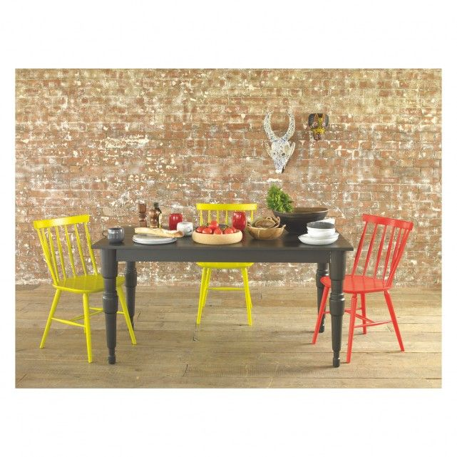 TALIA Green dining chair | Buy now at Habitat UK