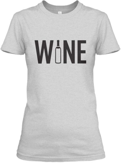 Wine Condom T-shirt