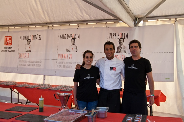 Yayo Daporta & Team @portAmerica