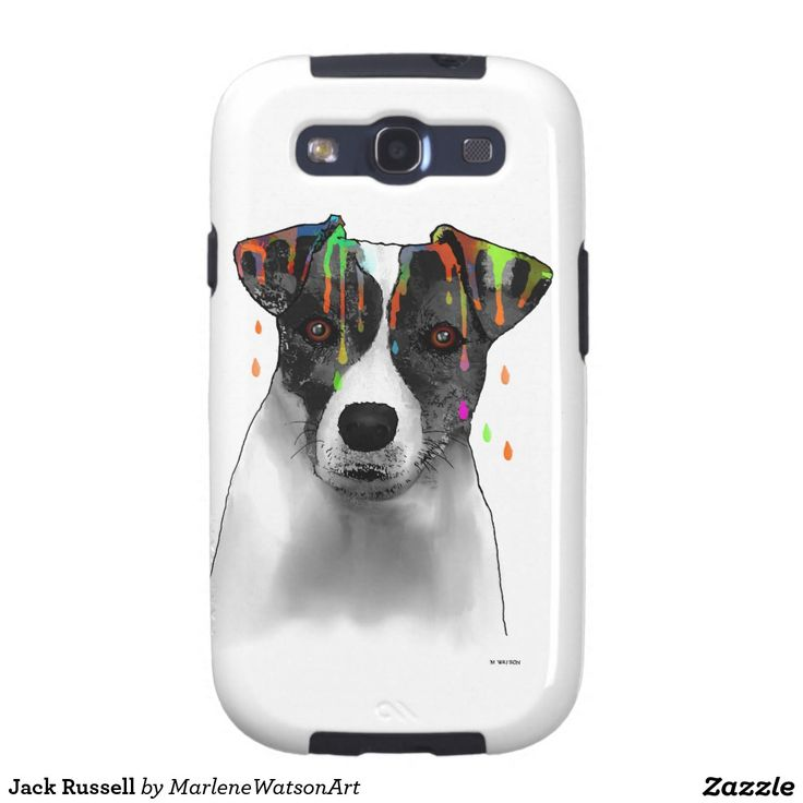 Jack Russell Samsung Galaxy S3 Cover