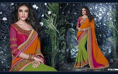 beautiful indian saree only at xeroshop.com