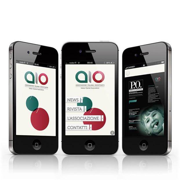 Online l'app per iphone per l' Associazione Italiana Odontoiatri realizzata con Alessandro Montagner http://www.alessandromontagner.com/ http://bit.ly/12G8Gz2