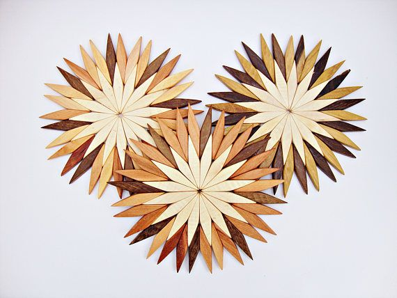 Wooden Trivets Stands for Hot