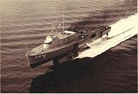 USS Plainview (AGEH-1) - Hydroptère — Wikipédia