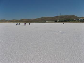 Tuz Gölü | Onlineaktivite.com