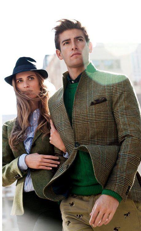 Your Style - Men #green menswear fashion