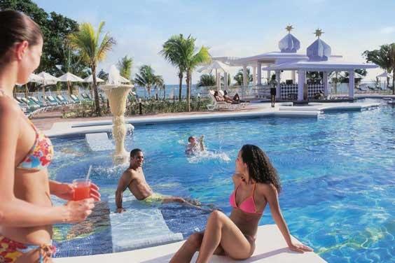 ClubHotel Riu Ocho Rios 5* All Inclusive   Elegant Pools & Gardens!