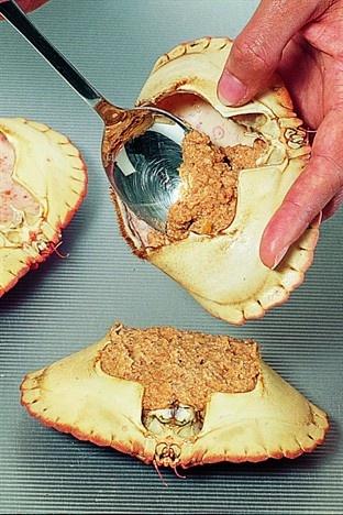 Crabes farcis à lantillaise - Larousse Cuisine