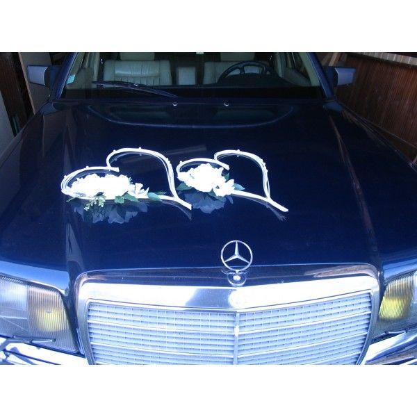 Http bouquet de la coeurs de voiture - Decoration voiture mariage ventouse ...