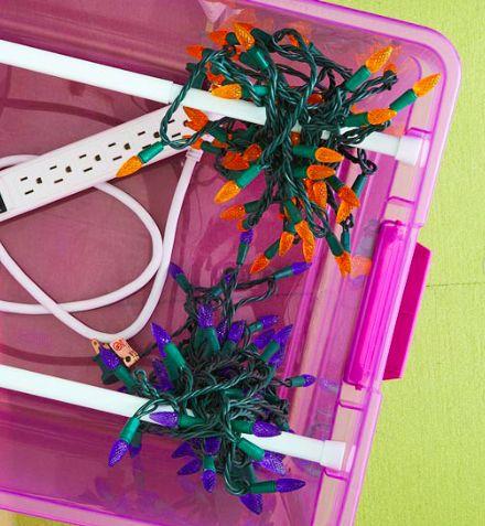 11 best Holiday Organization images on Pinterest Organization