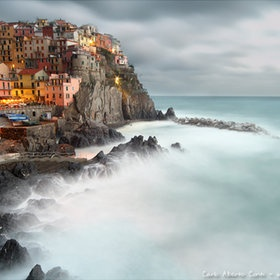 Gorgeously Dreamy Image with long exposure.
