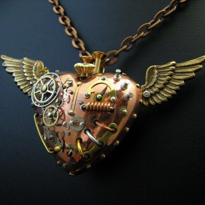 """I love this!!  """"My Latest Steampunk Creations""""...from http://steampunk.wonderhowto.com/inspiration/my-latest-steampunk-creations-0141118/"""