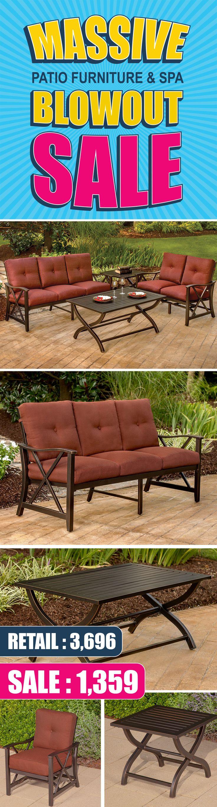 Agio Patio Furniture Fremont