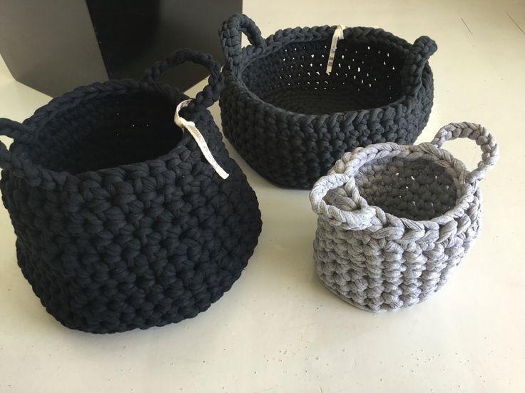 Set of 3 basket