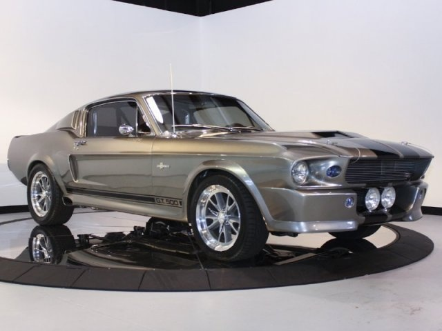 1967 Ford Mustang  Price: $149,500 VIN: 7T02S299366  Stock #: 299366    5.0 L Coyote Coupe  Transmission: Automatic  Color: Gray  1 miles