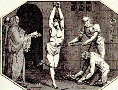 Torture Techniques of the Spanish Inquisition   Owlcation