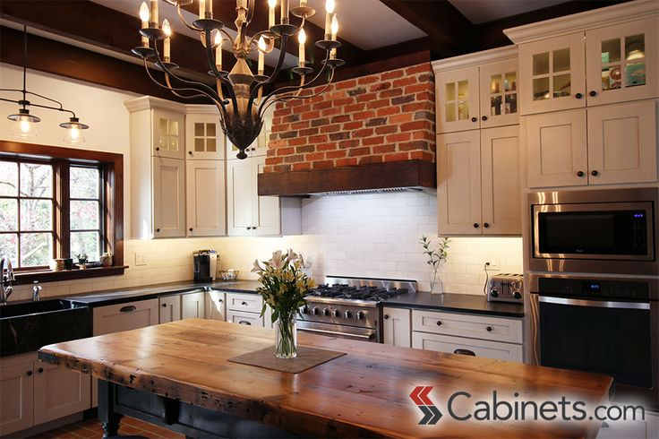 Best Top 77 Ideas About Shaker Cabinets On Pinterest White 400 x 300