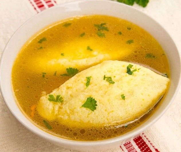 Grízgaluska leves – Nincs is jobb ilyenkor egy finom, tartalmas levesnél! :) - MindenegybenBlog