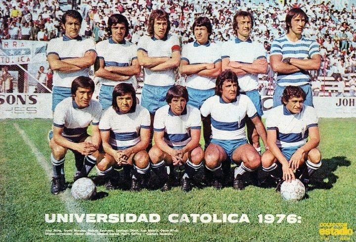 Universidad Catolica 1976