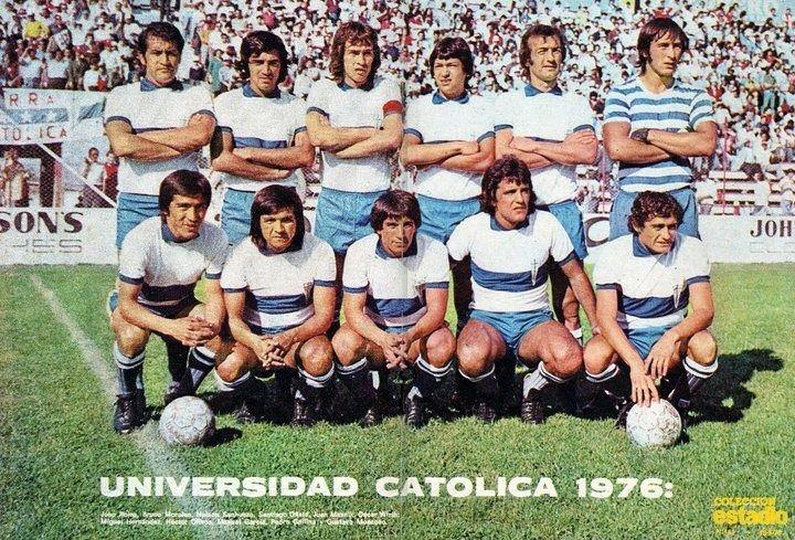 Universidad Catolica 1976