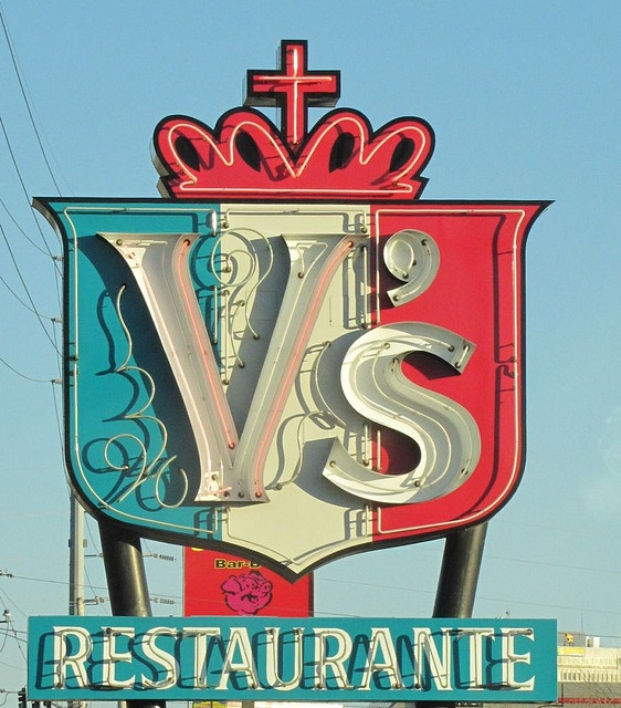 V's Restaurante, Independence, Missouri - this is where we had our rehearsal dinner!    by jimsawthat, via Flickr