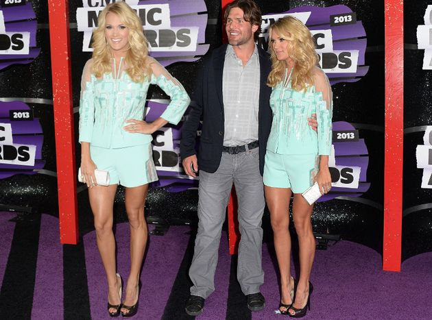 Carrie Underwood Legs Workout