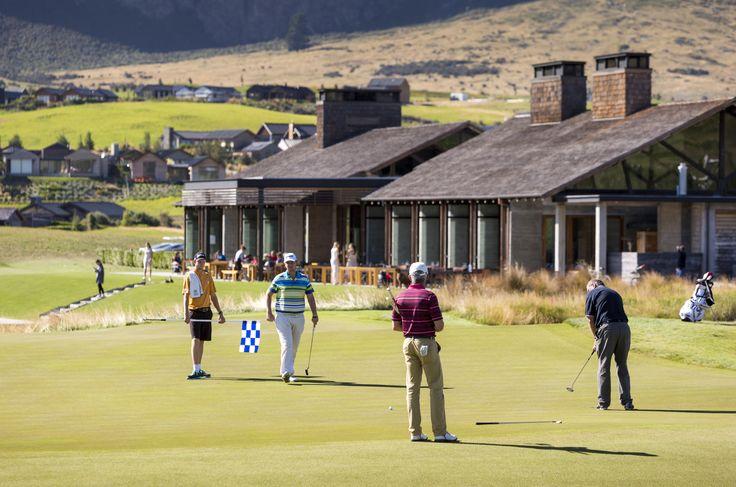 NZ Golf Open 2015