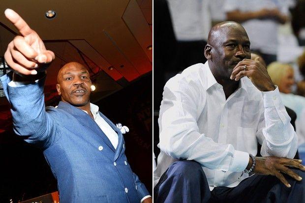 Novo livro revela briga entre Mike Tyson e Michael Jordan