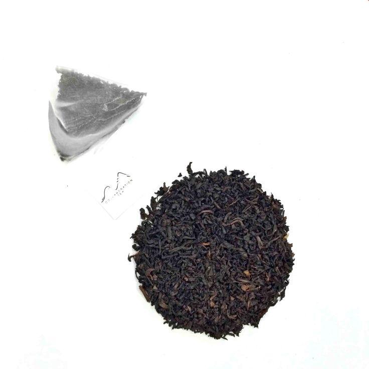 Vanilla Creme - Vanilla Black Tea  blend by www.collabtea.com Wedding favours, tea favours