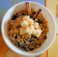 Frühstücksgetreidebrei aus der 5 Elemente Küche