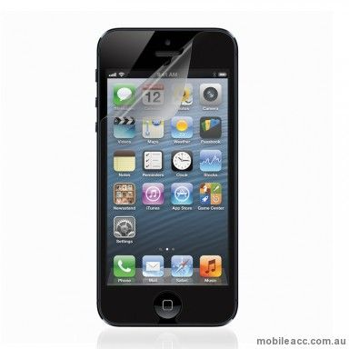Screen Protector for Apple iPhone 5 / 5S - Clear only $1  http://www.mobileacc.com.au/Screen-Protector-for-Apple-iPhone-5-Clear