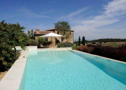 Villa Montepulciano, Tuscany, Italy