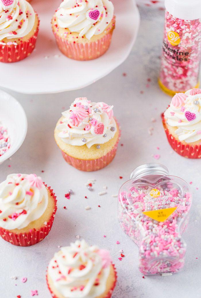 Vanilla Bean Buttermilk Cupcakes Recipe Buttermilk Cupcakes Moist Vanilla Cupcakes Cupcake Recipes