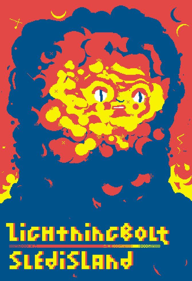 Lightning Bolt - Josh Holinaty
