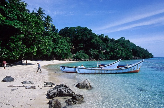 Weh Island, Aceh, Indonesia