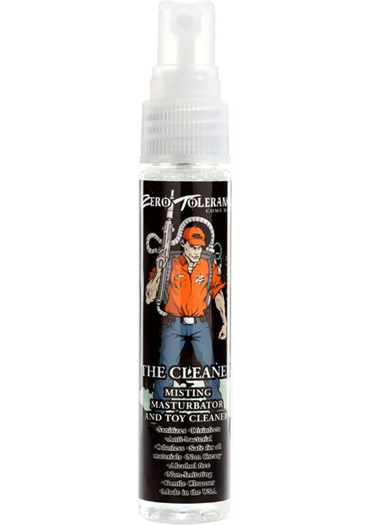 Buy Misting Masturbator And Toy Cleaner 1 Ounce online cheap. SALE! $4.99