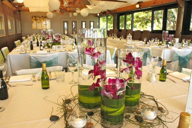 #3tieredvases #singaporeorchids #weddingcentrepeice