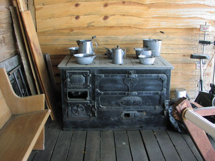 Old wood stove - 115 Best Images About Wood/coal/gas Stoves On Pinterest The Old