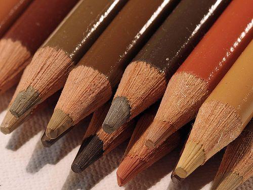 Shades of brown by Dey, via Flickr