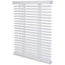 Buy Intensions Wooden Venetian Blind 60x130cm - White at Argos.co.uk, visit Argos.co.uk to shop online for Blinds, Blinds, curtains and accessories, Home furnishings, Home and garden