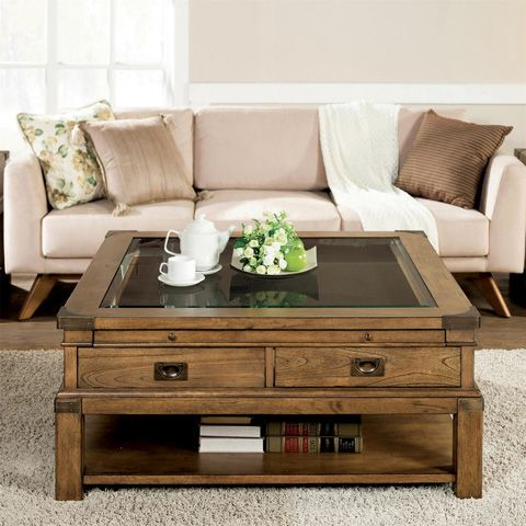 Square Coffee Table Main Image