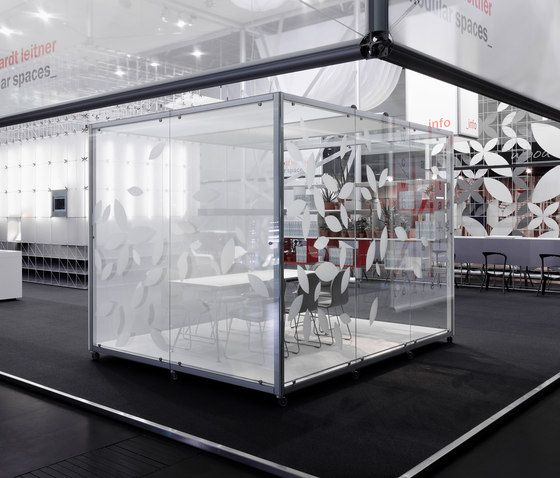 constructiv OTTOBOX by Burkhardt Leitner | Architectural systems | Modular spaces