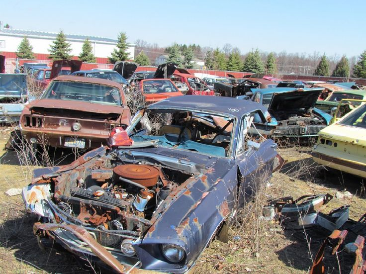 Junk Cars Parts Harrisburg Pa