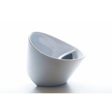 [Magisso/Magisso TEA CUP ホワイト] これはお洒落なだけでなく実用的です。昔のように「急須にお茶を入れて家族皆のコップに分けて…」なんて機会は少なくなってきました。 自分一人用のお茶が手軽に作れるって、とっても嬉しいですね♪