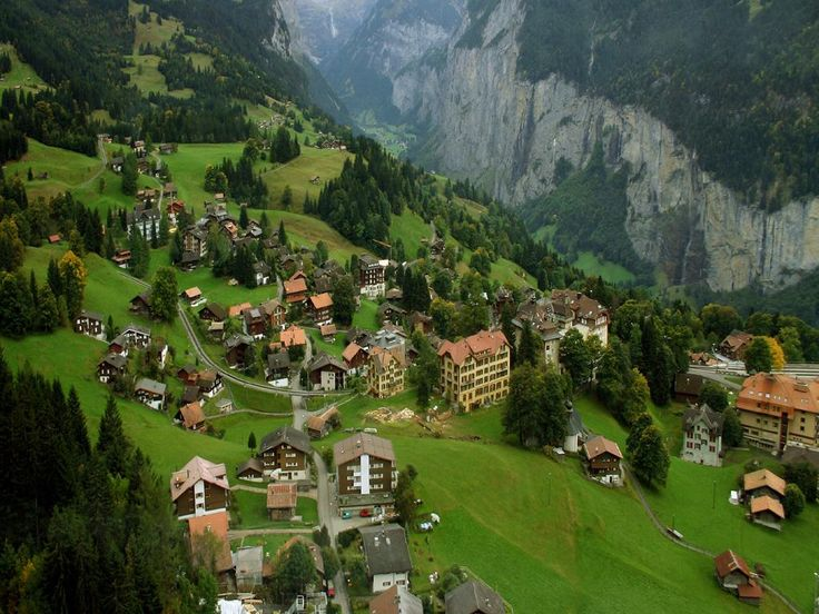 Switzerland...loved it...it is extremely clean, and very beautiful!