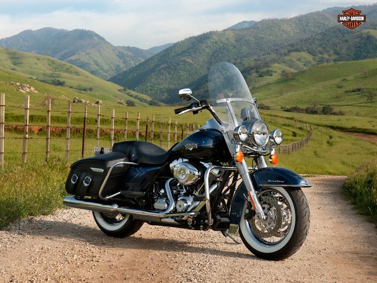 Harley Davidson Road King Classic